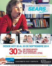 SOLO HOY descuento en tu consola play station 3 - 26sep14