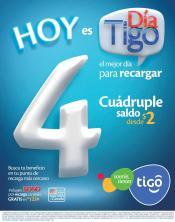 beneficio de las recargas TIGO - 23sep14