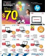 laptop COMPAQ savings and promotions PRADO - 06sep14