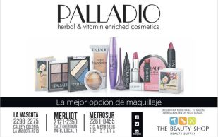 make up professional products PALLADIO