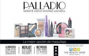 make up professional products PALLADIO