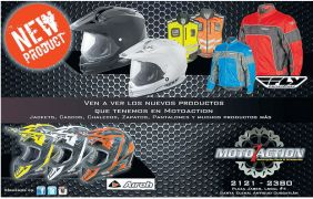 new product in motion MOTO ACTION - 22sep-14