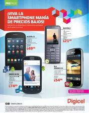 smartphone con android barato en DIGICEL - 29sep14