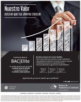 BAC eleite cuentas de ahorro con la mejor tasa de interes - 08oct14