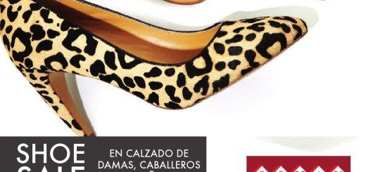 CALZADO SIMAN shoe sale octubre 2014