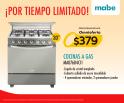 Cocina a GAS MABE omnioferta onl¡ne - 05oct14