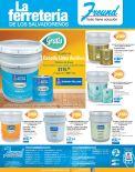Como comprar una PINTURA de calidad FREUND promociones - 27oct14