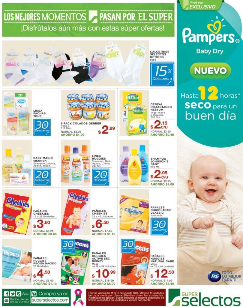 Descuentos en articulos para bebes - 11oct14