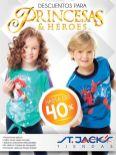 Descuentos para las princesas y herores ST JACK tiendas - 03oct14