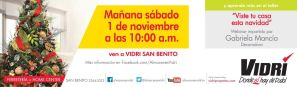 Eventos VIDRI san benito webinar about decarating - 31oct14