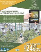 Facultad de agricultura investigacion gestion ambiental