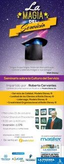 La magia del servicio al cliente SEMINARIO