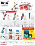 Ofertas Ferreteria VIDRI electricidad y hogar - 20oct14