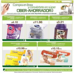 Ofertas exclusivas en linea SUPER SELECTOS - 09oct14