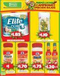 Ofertas precios bajos en despensa familiar - 15oct14