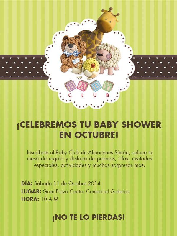 Organizar el mejor BABY SHOWER para tu BEBE