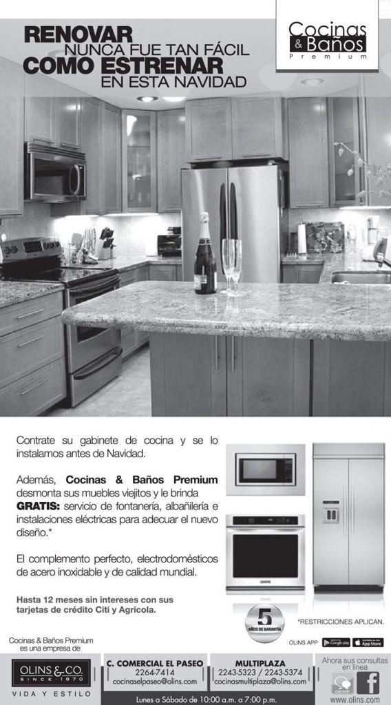 PROMOCIONES en decoracion y remodelacion de COCINAS y BAÑOS