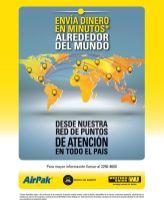 Promociones WESTER UNION como enviar dinero a todo el mundo