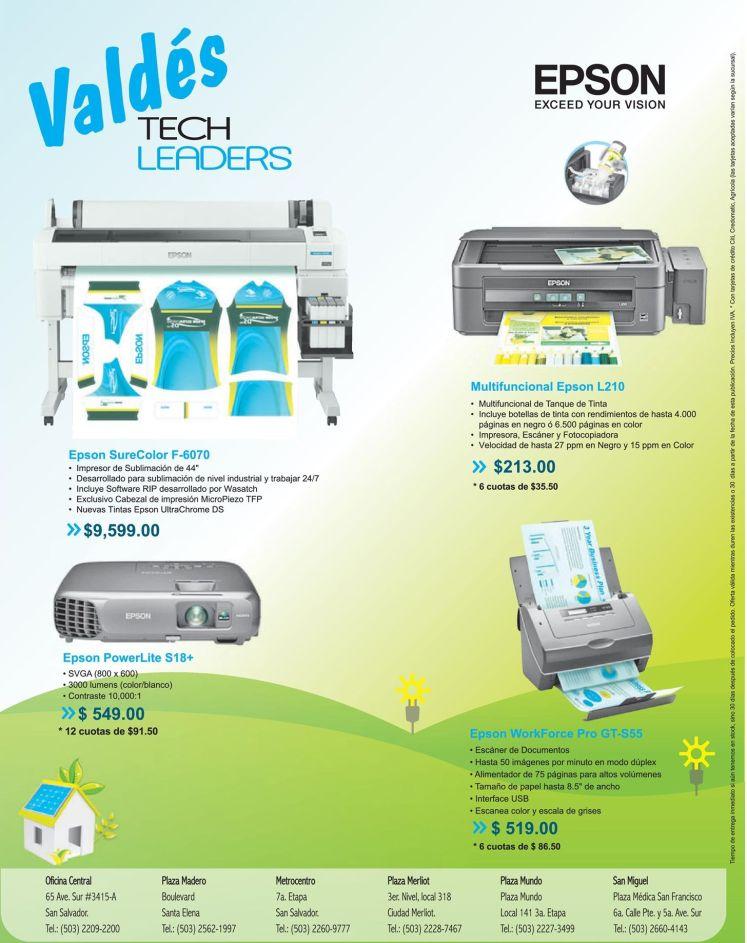 Proyectos de impresion y arqitectura con EPSON printers - 28oct14
