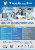 Technology studies open house UDB el salvador
