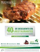 Un descuento grande y delicioso en carnes gracias a BANCO PROMERICA - 10oct14
