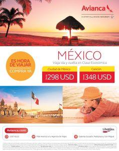 comprar vuelo a mexico baratos cancun vacaciones - 24oct14