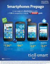 good smartphone ALCANTEL onetouch series - 03oct14