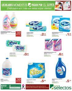 hora de lavar y limpiar tu ropa - 25oct14