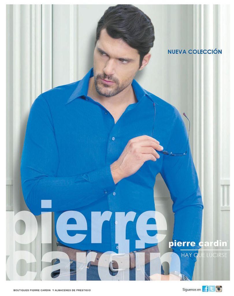 moda para caballeros PIERRE CARDIN - 17oct14