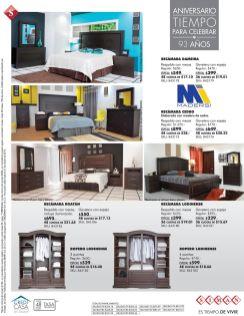 recamaras de lujo MADERSI muebles hechos de madera fina - 13oct14