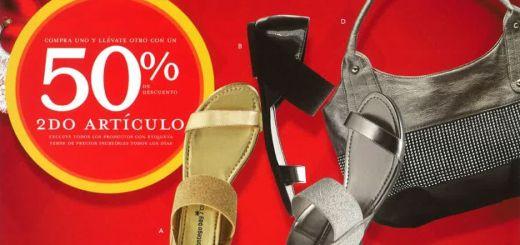A mitad de precio tu calzado payless nov 2014