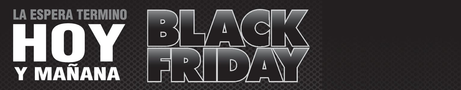 BANNER hoy es BLACK FRIDAY 2014