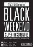 BLACK WEEKEND descuentos prisma moda - 29nov14