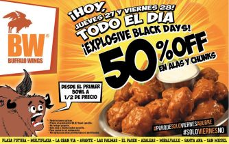 BW alitas explosive BLACK DAYS - 27nov14
