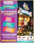 Celebra aniersario DREAM LAND - 29nov14