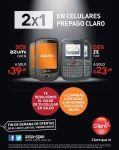 Celulares 2x1 promociones CLARO friday - 28nov14