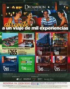 DECAMERON latinoamerica selection - 21nov14