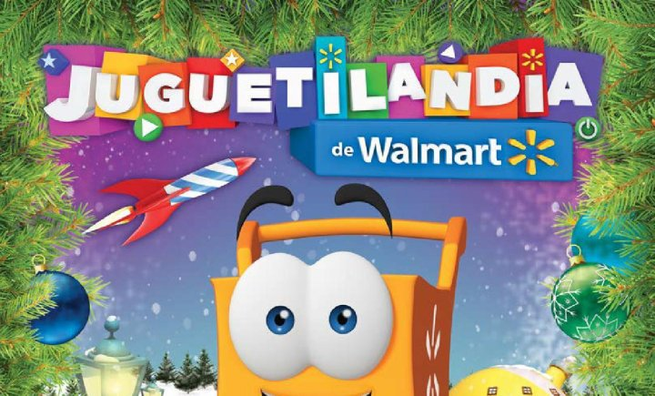 Encuentra tu juguete en WALMART juguetilandia