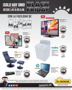 Facilidad en tus compras LA CURACAO black - 29nov14