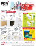 Ferreteria VIDRI promociones en fontaneria y decoracion de baños - 03nov14
