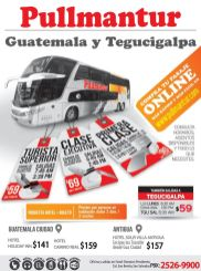 First CLASS pullmantur bus service - 25nov14