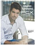 GRAND opening PCX shirt for genteman - 27nov14