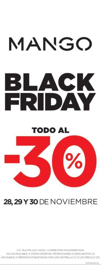 Go fashion MANGO STORE black friday - 28nov14