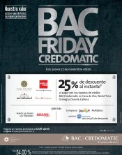 Jewelry FRIDAY BAC discounts - 27nov14