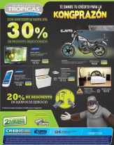 KongPrazon de productos Viernes negro TROPIGAS - 28nov14