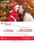 Los ahorra en banco de america central te dan premios - 03nov14