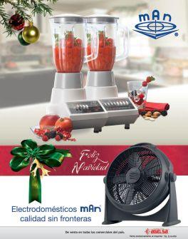 MAN electrodomesticos para regalar en navidad - 12nov14