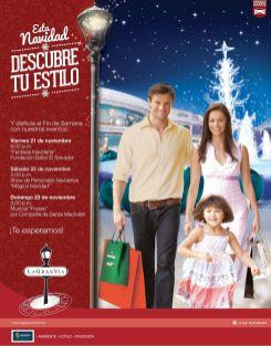 Navidad descubre diversion y estilo LA GRAN VIA - 21nov14