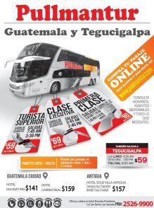 OFFERS bus traveling pullmantur - 12nov14