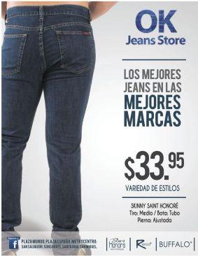 OK jeans stores promotions - 15nov14